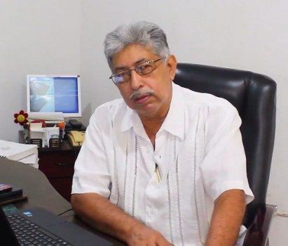 Dr. Mario Ricardo Toledo Pérez
